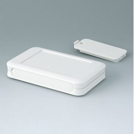 A9051117 / SOFT-CASE M - ABS (UL 94 HB) - off-white RAL 9002 - 65x105x19mm - IP 40