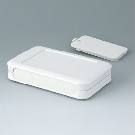 A9052127 / SOFT-CASE L - ABS (UL 94 HB) - off-white RAL 9002 - 73x117x24mm - IP 40
