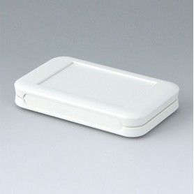 A9050107 / SOFT-CASE S - ABS (UL 94 HB) - off-white RAL 9002 - 51x82x14mm - IP 54 opt., IP 40