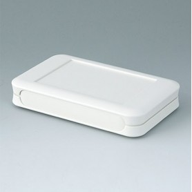 A9051107 / SOFT-CASE M - ABS (UL 94 HB) - off-white RAL 9002 - 65x105x19mm - IP 54 opt., IP 40