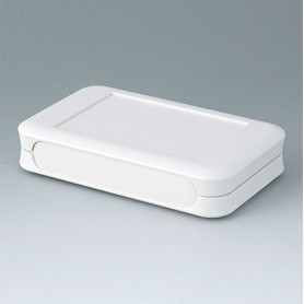 A9052107 / SOFT-CASE L - ABS (UL 94 HB) - off-white RAL 9002 - 73x117x24mm - IP 54 opt., IP 40