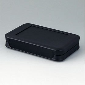 A9052209 / SOFT-CASE L - PMMA (IR) (UL 94 HB) - black RAL 9005 - 73x117x24mm - IP 54 opt., IP 40