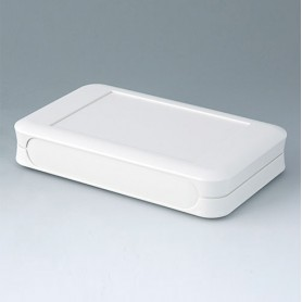 A9053107 / SOFT-CASE XL - ABS (UL 94 HB) - off-white RAL 9002 - 92x150x28mm - IP 40