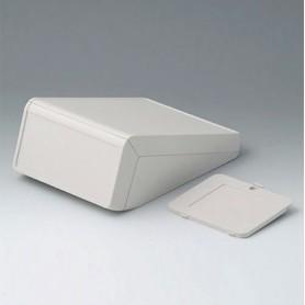 B4056327 / UNITEC M, 1.4/0.6 - ABS (UL 94 HB) - off-white RAL 9002 - 148x210x80mm - IP 40