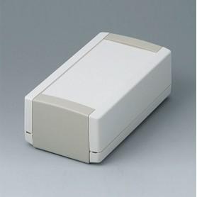 B1060365 / TOPTEC 154 H, Vers. I - ABS (UL 94 HB) - off-white RAL 9002 - 154x84x56mm - IP 40