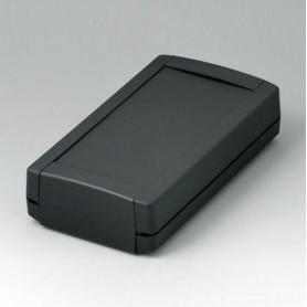 B1065369 / TOPTEC 154 F, Vers. I - ABS (UL 94 HB) - black RAL 9005 - 154x84x38mm - IP 40