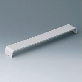 A0114370 / Panel a presión, sin ranuras - ABS (UL 94 HB) - off-white RAL 9002