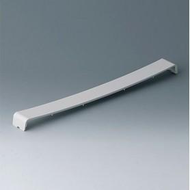 A0116370 / Panel a presión, sin ranuras - ABS (UL 94 HB) - off-white RAL 9002