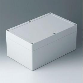 C7025091 / IN-BOX - ABS (UL 94 HB) - light grey RAL 7035 - 252x162x120mm - IP 66, IP 67, IK 07