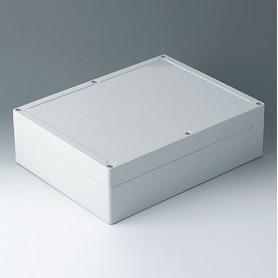C7030101 / IN-BOX - ABS (UL 94 HB) - light grey RAL 7035 - 302x232x90mm - IP 66, IP 67, IK 07
