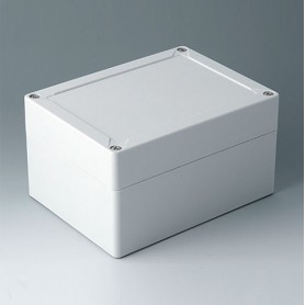 C7016062 / IN-BOX - PC - light grey RAL 7035 - 162x122x90mm - IP 66, IP 67, IK 08