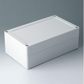 C7020042 / IN-BOX - PC - light grey RAL 7035 - 202x122x75mm - IP 66, IP 67, IK 08