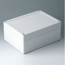 C7021072 / IN-BOX - PC - light grey RAL 7035 - 202x152x90mm - IP 66, IP 67, IK 08