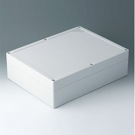 C7030102 / IN-BOX - PC - light grey RAL 7035 - 302x232x90mm - IP 66, IP 67, IK 08