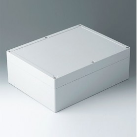 C7030112 / IN-BOX - PC - light grey RAL 7035 - 302x232x110mm - IP 66, IP 67, IK 08