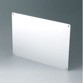 B4146106 / Panel frontal L - Aluminio - matt anodised - 271,5x191,5x2mm