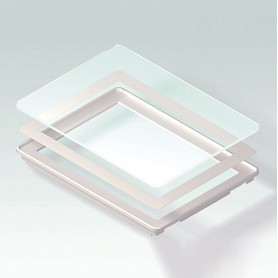 B4146203 / Panel de Vidrio L - Vidrio - clear/transparente - 275,6x195,6x17,7mm