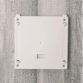 B4144247 / Elemento de suspensión de pared M - ABS (UL 94 HB) - off-white RAL 9002