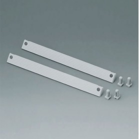 C2299046 / Kit de seguridad anchura 160 - PA 6 (UL 94 HB) - light grey RAL 7035