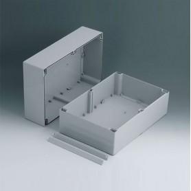 C2520301 / ROBUST-BOX ANCHURA 200, Vers. I - ABS (UL 94 HB) - light grey RAL 7035 - 300x200x160mm - IP 66