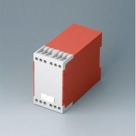B6722622 / RAILTEC CC ANCHURA 45 - PC (UL 94 V-0) - orange45x78x99mm