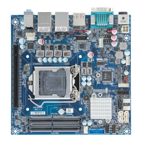 mITX-Q370A Series: MIni-ITX 8th/9th Generation Intel® Core™ Processor, Dual channel DDR4 memory