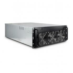 "AA-4U-0002/00 Series / Chasis PC industrial 4U/19"" para montaje de hasta 8 tarjetas gráficas"