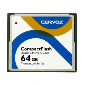 CIM-CFM120THC004GS / Tarjeta de memoria industrial Compact Flash