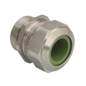 1100.25.98.205 / Prensaestopas Progress® acero inoxidable A4 resistente a los ácidos - Rosca métrica de entrada LARGA - M25x1.5