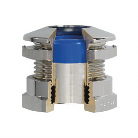 1040.20.96.30.080 / Prensaestopas Progress® ultraFLAT acero inoxidable A2 - M20x1.5