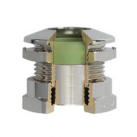 1040.20.96.70.105 / Prensaestopas Progress® ultraFLAT acero inoxidable A2 - M20x1.5