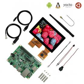 EDM-GNOME-IMX7 Series / Modulo CPU industrial embebido SMARC
