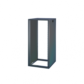 15230-012 / Armario Novastar sin puerta acristalada ni panel trasero - Heavy-Duty (RAL 7021 / 1567 Al x 553 An x 800  Pr)