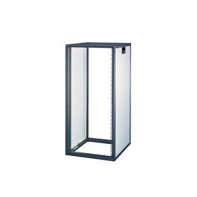 16230-005 / Armario Novastar sin puertas - Slim-Line (RAL 7021/7035 / 767 Al x 553 An x 600  Pr)
