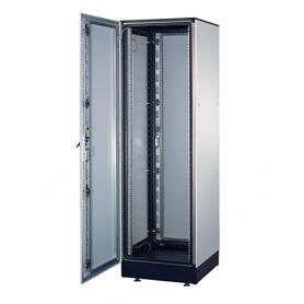 10130-315 / Armario Varistar EMC IP 55, placa base sin entrada de cables 42 U (2000 Al x 600 An x 800 Pr)