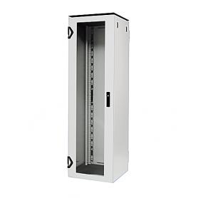 10130-007 / Armario Varistar IP 20 puerta frontal de vidrio, puerta trasera de acero 42 U (2000 Al x 600 An x 600 Pr)