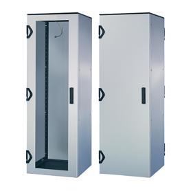 10130-320 / Armario Varistar IP 55 con puerta frontal de vidrio 42 U (2000 Al x 600 An x 600 Pr)