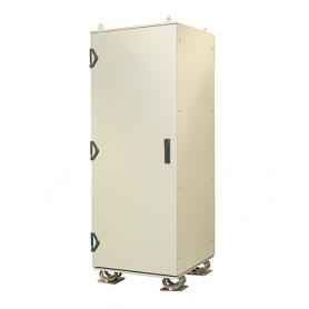 10130-198 / Armario Varistar MIL apantallado EMC - MIL 901D con amortiguadores de cable 38 U (1800 Al x 600 An x 800 Pr)