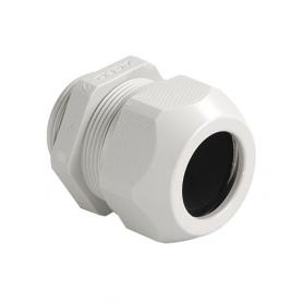 1555.12.06 / Prensaestopas Syntec® sintético con tecnología laminar - Rosca de entrada Métrica - M12x1.5
