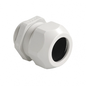 1555.20.08 / Prensaestopas Syntec® sintético con tecnología laminar - Rosca de entrada Métrica - M20x1.5