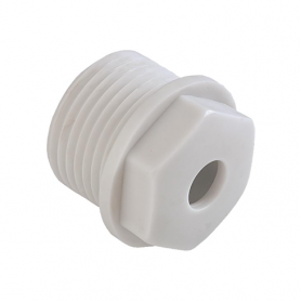 1620.50 / Tapón de bloqueo sintético - Rosca de entrada Métrica - M50x1.5
