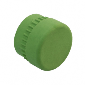 1000.17.98.30.03 / Inserciones de sellado de caucho firme (para aplicaciones con altas temperaturas) - M16 / Pg 9