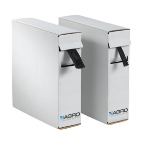 6875.40.30.06 / AGROflex Box: Caja dispensadora con fundas de cable trenzado (Contiene: 6 m)