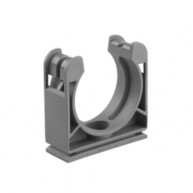 5030.025.011 / RQH Abrazadera de conducto pequeña V2 (UL 94) - Diámetro externo Ø 15.8 mm