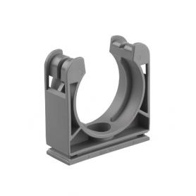 5030.025.013 / RQH Abrazadera de conducto pequeña V2 (UL 94) - Diámetro externo Ø 18.5 mm