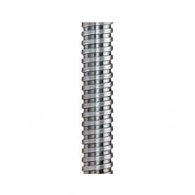 1010.801.018 / Conducto metálico protector NO ESTANCO a líquidos SPR-VA - Diámetro externo Ø 21 mm