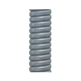 2010.111.010 / Conducto metálico protector ESTANCO a líquidos SPR-PVC-AS - Diámetro externo Ø 14 mm