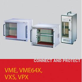SISTEMAS VME / CPCI (SCHROFF)