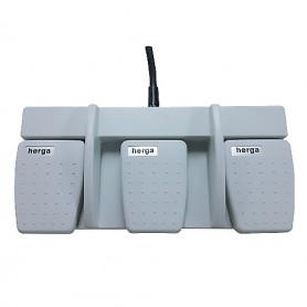 6226-0026 / Multi-Pedal: interruptor de 3 pedales