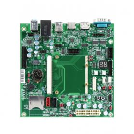 PQ7-C201/ Carrier Board Mini-ITX para módulo Qseven